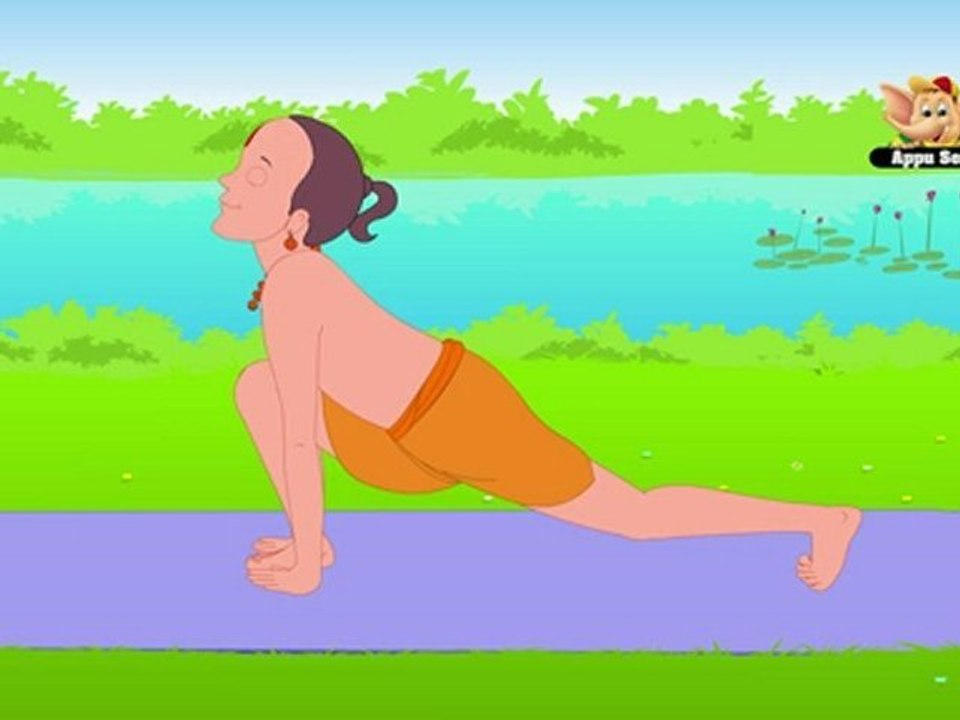 Learn Yoga Surya Namaskar Video Dailymotion