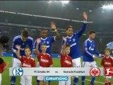 Schalke et Francfort jouent des coudes