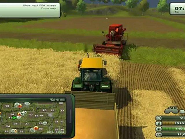 Farming Simulator 2013 – virtual farming, while incorporating many new machines, vehicles, crops, animals, and environments.