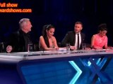 Christopher Maloney performance Abba song Fernando The X Factor UK 2012