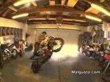 moto Stunt Cascade show fun