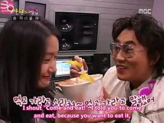 [SoShi Subs] Happy Shares Company - Yoona Vs Seungri Part 2 [10.13.07]