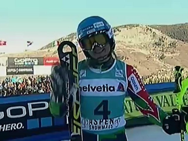 Alpine Skiing World Cup – Aspen – Women's Slalom