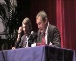 Conférence de Philippe de Villiers le 25 novembre 2012 à la 21ème  Fête du livre de Renaissance Catholique à Villepreux