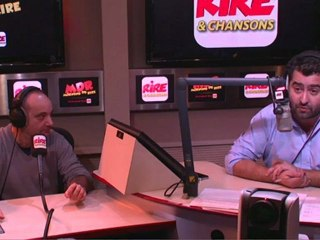 Didier Deschamps répond aux questions avec tacle ou marque sur Rire & Chansons