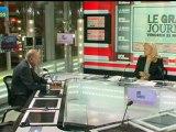 23/11 BFM : Le Grand Journal d'Hedwige Chevrillon - Pierre-Franck Chevet et François Auque 4/4