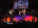 Battle de Saint-Denis finale  b.boying- Festival Hip-Hop et cultures urbaines 2008