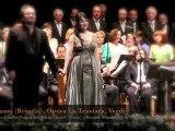 Libiamo (Brindis), Opera La Traviata, Verdi