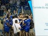 2012 : l'année du sport | Samedi 1er décembre à 11H30