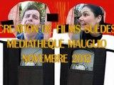 """Atelier Vidéo """"Films Suédés"""" à La Médiathèque Gaston Baissette Mauguio"""