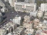 Manifestation pro-Assad à Damas