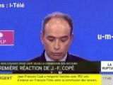 """Jean-François Copé : """"nous avons besoin"""" de François Fillon"""