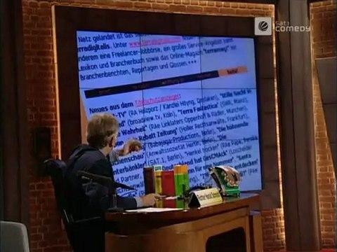 Die Harald Schmidt Show vom 03.07.2002