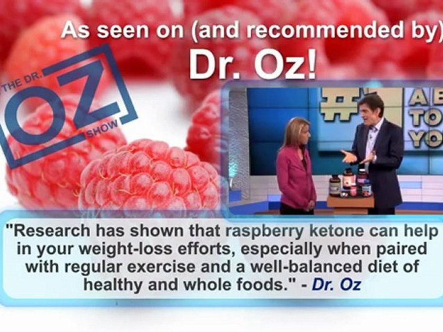 Raspberry Ketone Really Works Video Dailymotion