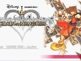 vidéodétente 50 abonnés kingdom heart chaine of memorie (GBA)