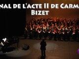 Final de l'acte II de Carmen