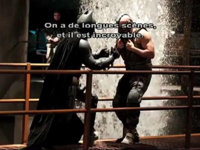 THE DARK KNIGHT RISES - Bonus  Bane vs Batman [VOST|HD]