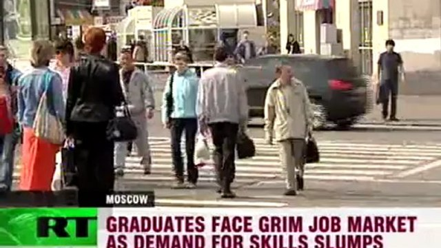 Graduates to join the unemployed