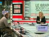 26/11 BFM : Le Grand Journal d'Hedwige Chevrillon - Michel Barnier et Jean-David Chamboredon 3/4