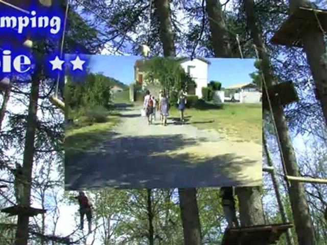 Camping de l'Ibie : Film global par Mathieu Vignal