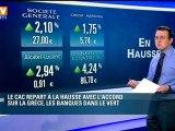 Ouverture de la Bourse de Paris - mardi 27 novembre