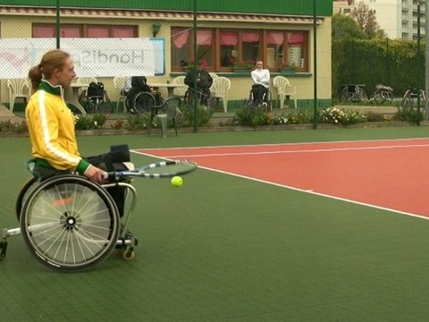 2e Open de France de tennis handisport à Montigny-lès-Metz