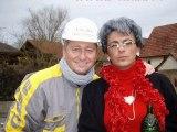Faschingszug Diebach 21.02.2012 Fotos After Zug Party Diebach Hubert und Matthias Ab ins Beet auf Vox Bauarbeiter Udo und Rita Fella