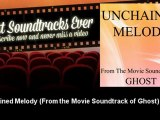 Drifters - Unchained Melody - From the Movie Soundtrack of Ghost - Best Soundtracks Ever