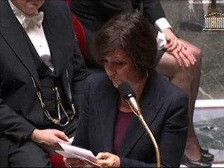 27 novembre 2012, Question orale au Ministre de la Défense concernant la situation du 8ème RA de Commercy