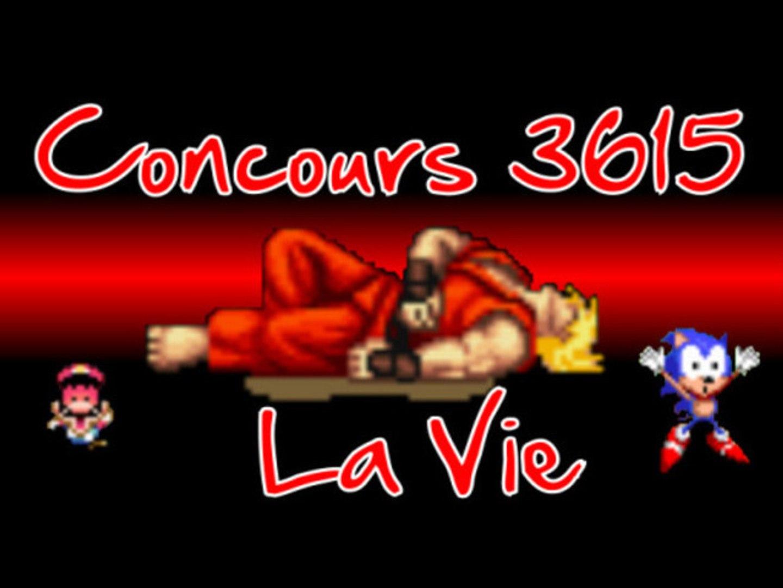 3615 Blood Red Sandman - La vie (concours 3615)