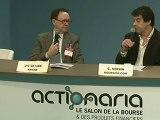 Actionaria 2012 : Agora des Présidents d'ARGAN - Jean-Claude LE LAN, Président du Conseil de Surveillance