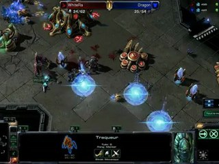 Starcraft 2 HotS White Ra Vs Dragon