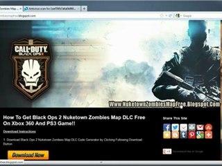 Download Black Ops 2 Nuketown 2025 Map DLC - Xbox 360 / PS3