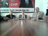 CHP Gölbaşı İlçe Teşkilatı sahte üye açıklaması