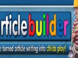 article writing services | Creating Highly Unique HIGH QUALITY Articles | Article Builder