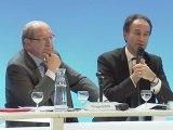 Colloque Paris Axe Seine - Table-ronde conclusive