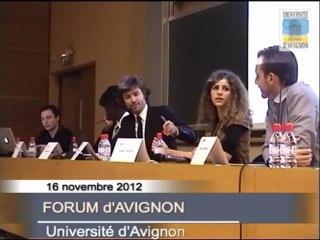 #FA2012 Jour 2 : Session à l'université d'Avignon (Partie 2)