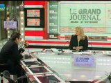 27/11 BFM : Le Grand Journal d'Hedwige Chevrillon - Angel Gurría et Didier Quillot 4/4