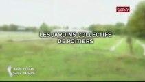 Les pieds sur terre: Jardins collectifs à Poitiers : le retour à la terre