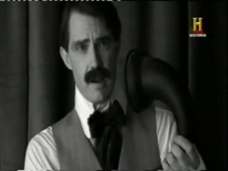 Cine sonoro: Historia de un invento (Lee de Forest)