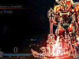Dissidia 012 Final Fantasy squall vs Ultimecia