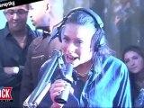 """lLe live de Zaho au micro de Planète Rap sur Skyrock - """"Imagine"""""""