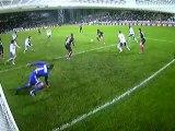 But Loïc REMY (77ème) - Olympique de Marseille - Olympique Lyonnais (1-4) - saison 2012/2013