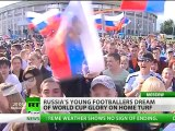 Russian Dream to host FIFA World Cup tested