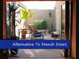 French Patio Doors,Folding French Doors,French Exterior Doors,Panoramic Doors,Custom French Doors,Glass French Doors