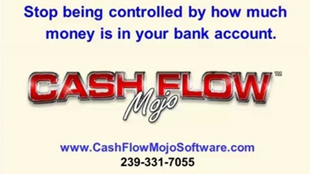 Cash Flow Software - Take the Demo Tour of This Special Cash Flow Software - Need  Cash Flow Mojo