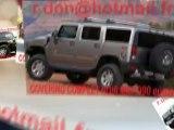 Hummer H2 H3, Hummer H2 H3, essai video Hummer H2 H3, Hummer H2 H3 covering, Hummer H2 H3 peinture noir mat