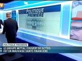Mittal : après la pression mise par Montebourg, Matignon prend le relais