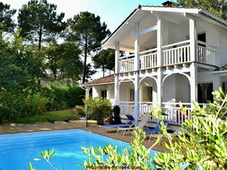 Audacieux Maison BISCARROSSE type Louisiane par Proprietes-privees.com DD-39