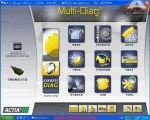 Multi-Di@g Access J2534 Pass-Thru OBD2 Device set up guide